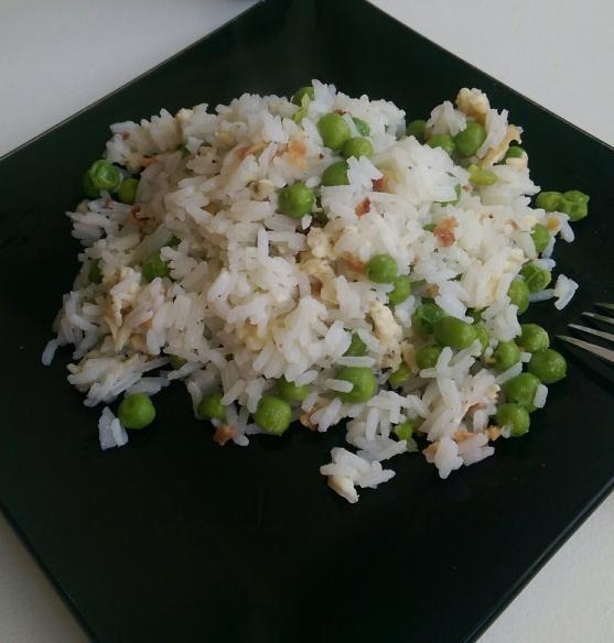 Salata calda cu orez