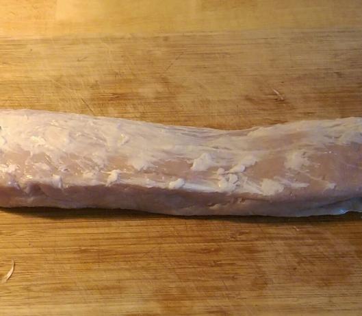 Ruladă din mușchi de porc