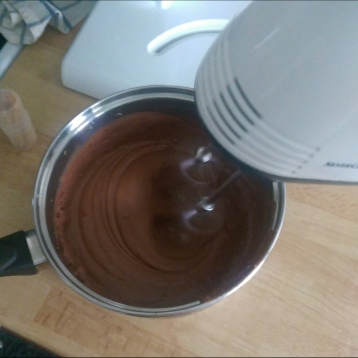 Mini cupcakes de ciocolată