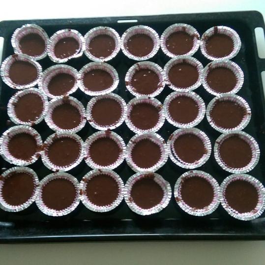 Vegan Cupcakes de ciocolată