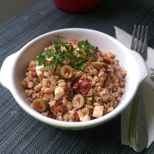 Salată de grâu