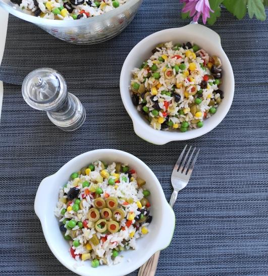 Salată de orez