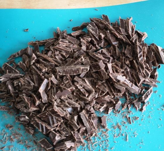 Tort cu cremă de vanilie și cremă de ciocolata
